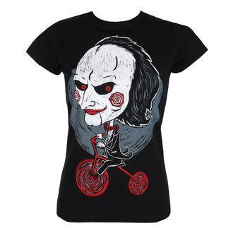 t-shirt hardcore pour femmes - BILLY THE BIKER - GRIMM DESIGNS, GRIMM DESIGNS