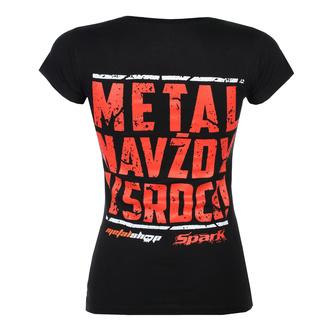 T-shirt pour femmes Metalshop x Spark, METALSHOP