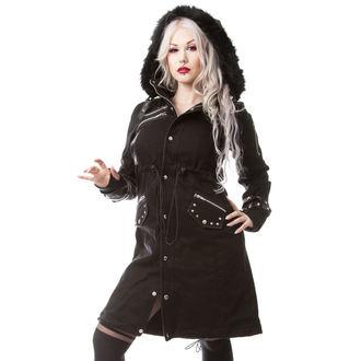 Manteau pour femmes Poizen Industries - DARE - NOIR, POIZEN INDUSTRIES