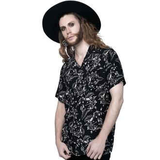 chemise pour homme KILLSTAR - Dark Iceland, KILLSTAR