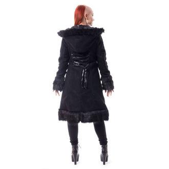 Manteau pour femmes Poizen Industries - DARK MASE - NOIR, POIZEN INDUSTRIES