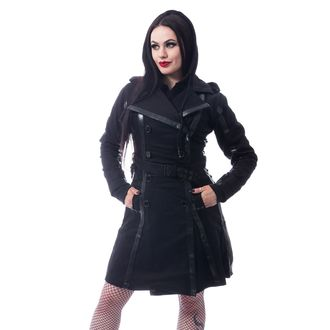 Manteau CHEMICAL BLACK - DARK SILENCE - NOIR, CHEMICAL BLACK