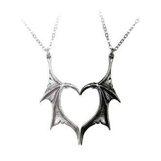 Collier ALCHEMY GOTHIC - Darkling Heart, ALCHEMY GOTHIC