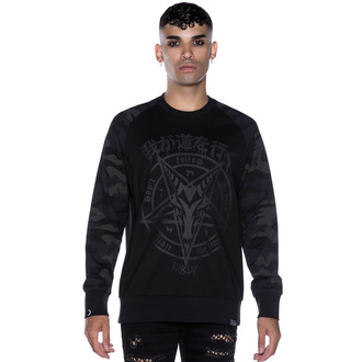Sweat-shirt unisexe KILLSTAR - Darkpaths Camo, KILLSTAR