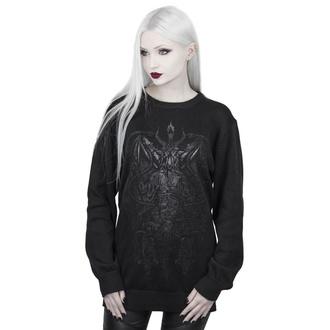 Pull KILLSTAR pour femmes - Dark Prince Knit - NOIR, KILLSTAR
