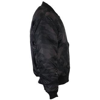 veste d`hiver - MA1 camo - BRANDIT, BRANDIT