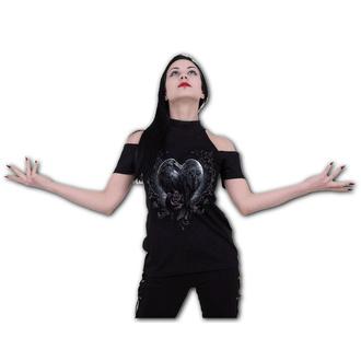 t-shirt pour femmes - RAVEN HEART - SPIRAL, SPIRAL