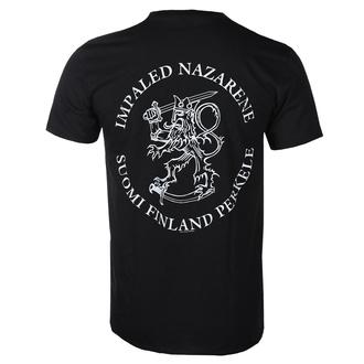 T-shirt pour hommes Impaled Nazarene - Suomi Finland Perkele - RAZAMATAZ, RAZAMATAZ, Impaled Nazarene
