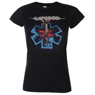 T-shirt pour femmes CARCASS - Rod of asclepius - NUCLEAR BLAST, NUCLEAR BLAST, Carcass