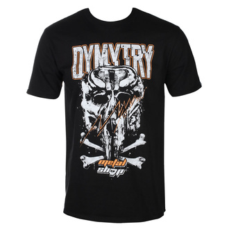 T-shirt MetalShop x DYMYTRY pour hommes, METALSHOP, Dymytry