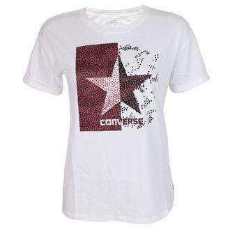 tee-shirt street pour femmes - Dot Camo Star Feasy - CONVERSE, CONVERSE