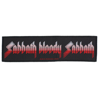 Patch Black Sabbath - Sabbath Bloody Sabbath - RAZAMATAZ, RAZAMATAZ, Black Sabbath