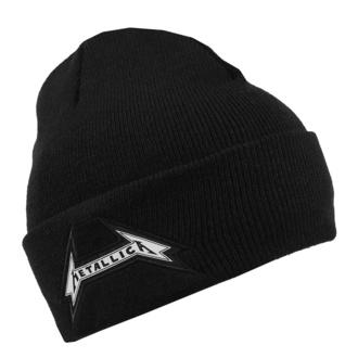 Bonnet Metallica - First Logo - Black Cuff, NNM, Metallica