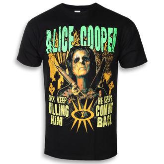 tee-shirt métal pour hommes Alice Cooper - Graveyard - ROCK OFF, ROCK OFF, Alice Cooper