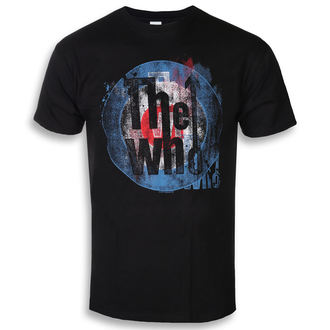 tee-shirt métal pour hommes Who - Target Texture - ROCK OFF, ROCK OFF, Who
