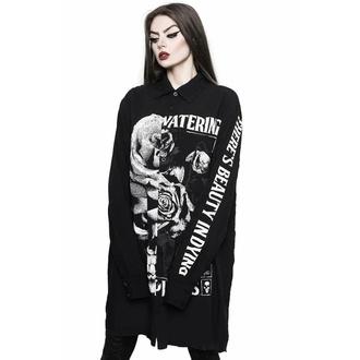 T-shirt unisexe à manches longues KILLSTAR - Dead Rose, KILLSTAR
