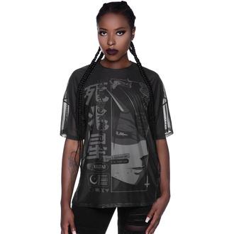 T-shirt pour femmes KILLSTAR - Deathstar Mesh, KILLSTAR