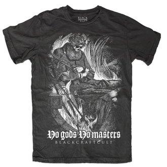 t-shirt pour hommes - Burning King - BLACK CRAFT, BLACK CRAFT