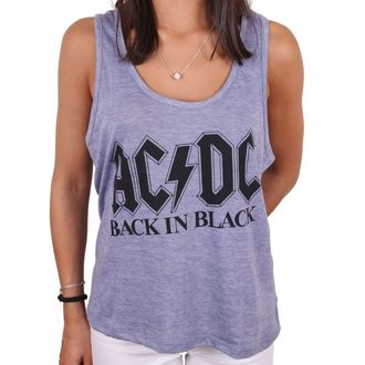 Top femmes AC / DC - BACK IN BLACK - LEGEND, LEGEND, AC-DC