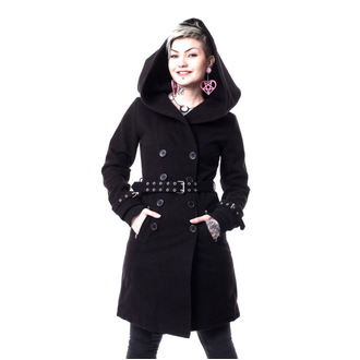 Manteau pour femme VIXXSIN - DECAY - NOIR, VIXXSIN