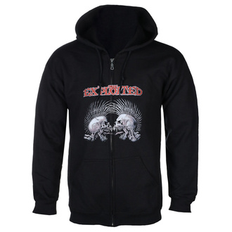 sweat-shirt avec capuche pour hommes Exploited - Fuck The System - RAZAMATAZ, RAZAMATAZ, Exploited