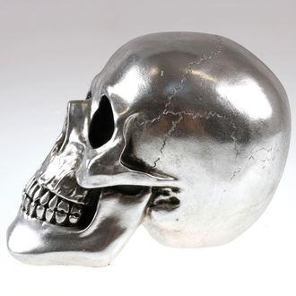 décoration Crâne - Silver - 78/5742 - ENDOMMAGÉ