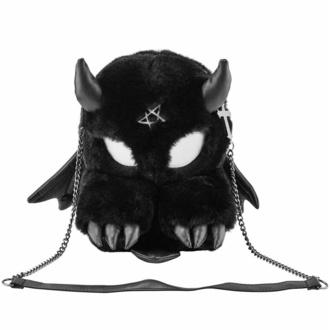 sac à main (sac) KILLSTAR - Demon Plush - Noir, KILLSTAR