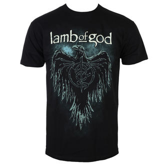 T-shirt Lamb Of God - Phoenix - Noir - ROCK OFF, ROCK OFF, Lamb of God