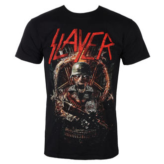 tee-shirt métal pour hommes Slayer - Hard Cover Comic Book - ROCK OFF, ROCK OFF, Slayer