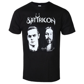 tee-shirt métal pour hommes Satyricon - Two Faces - NNM, NNM, Satyricon