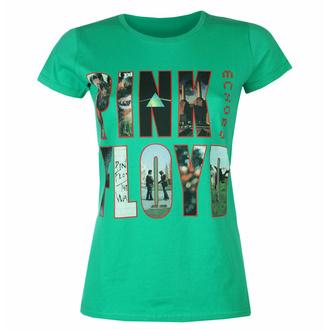 t-shirt pour femmes Pink Floyd - Echoes Album Montage VERT - ROCK OFF, ROCK OFF, Pink Floyd