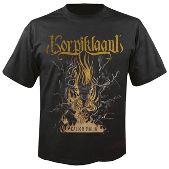 tee-shirt métal pour hommes Korpiklaani - Kallon malja - NUCLEAR BLAST, NUCLEAR BLAST, Korpiklaani