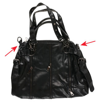 sac à main (sac) VIXXSIN - MOTION - NOIR - ENDOMMAGÉ, VIXXSIN