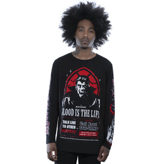 T-shirt pour hommes avec manches longues KILLSTAR - Dial Vamp, KILLSTAR
