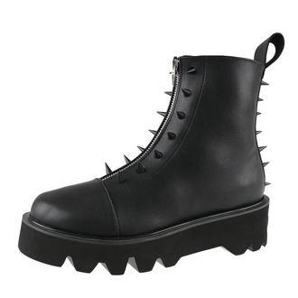 chaussures à semelles compensées unisexe - SPIKE - DISTURBIA, DISTURBIA
