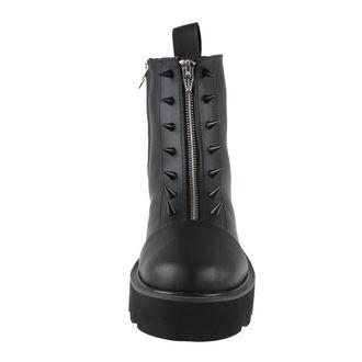 chaussures à semelles compensées unisexe - SPIKE - DISTURBIA