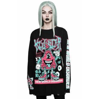 T-shirt à manches longues unisexe KILLSTAR - Disorder, KILLSTAR