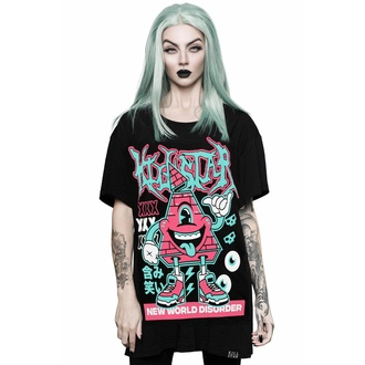 T-shirt pour femmes KILLSTAR - Disorder Relaxed, KILLSTAR