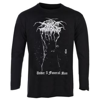 T-shirt à manches longues pour hommes Darkthrone - Under A Funeral Moon / Album - RAZAMATAZ, RAZAMATAZ, Darkthrone