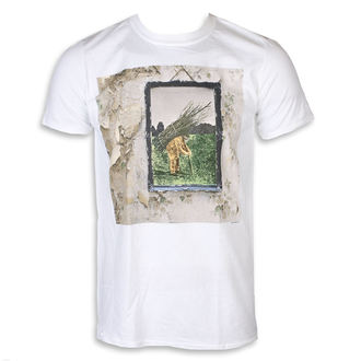 tee-shirt métal pour hommes Led Zeppelin - IV ALBUM COVER - PLASTIC HEAD, PLASTIC HEAD, Led Zeppelin