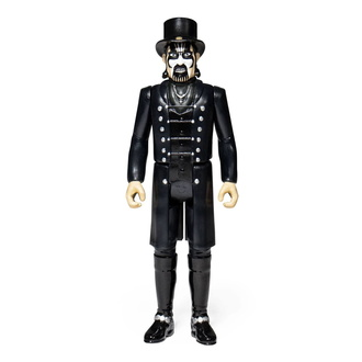 Figurine articulée King Diamond - ReAction Action Figure Top Hat, NNM, King Diamond