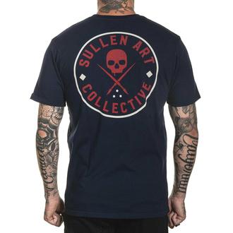 T-shirt SULLEN pour hommes - EVER PATRIOT - MARINE, SULLEN