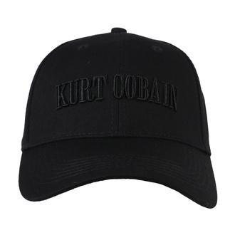 Casquette Kurt Cobain - Logo - ROCK OFF, ROCK OFF, Nirvana
