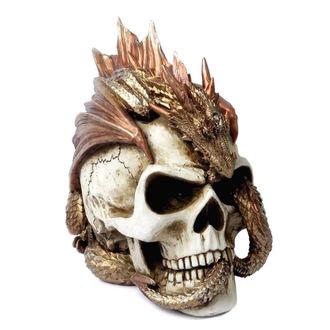 Décoration ALCHEMY GOTHIC - Dragon Keeper's Skull, ALCHEMY GOTHIC
