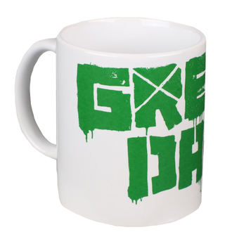 Mug Green Day - ROCK OFF, ROCK OFF, Green Day