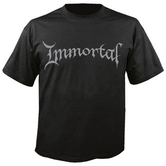 tee-shirt métal pour hommes Immortal - Logo - NUCLEAR BLAST, NUCLEAR BLAST, Immortal