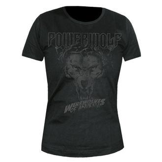 tee-shirt métal pour femmes Powerwolf - Werewolves - NUCLEAR BLAST, NUCLEAR BLAST, Powerwolf