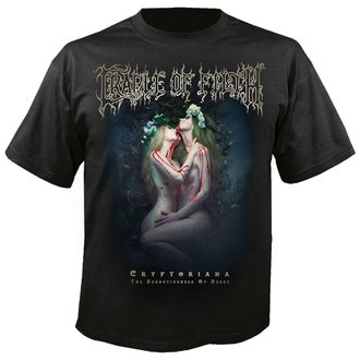 tee-shirt métal pour hommes Cradle of Filth - Savage waves of ecstasy - NUCLEAR BLAST, NUCLEAR BLAST, Cradle of Filth