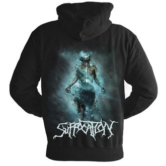 sweat-shirt avec capuche pour hommes Suffocation - Jof the dark light - NUCLEAR BLAST, NUCLEAR BLAST, Suffocation