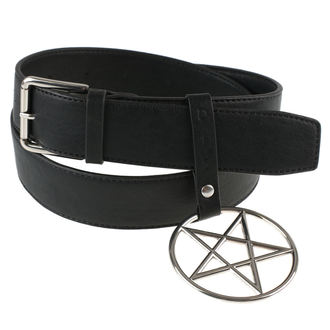 Ceinture DISTURBIA - RING PENTAGRAM, DISTURBIA